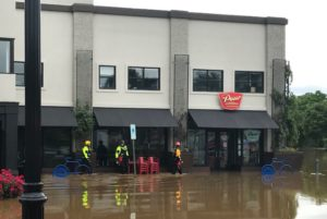AFD flooding