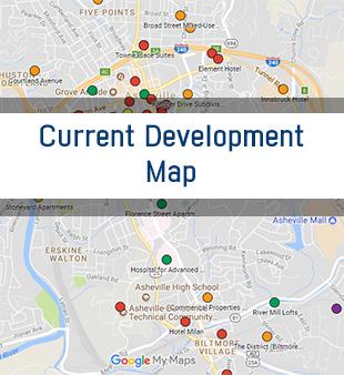 DSD Current Development Map
