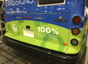 ART electric bus