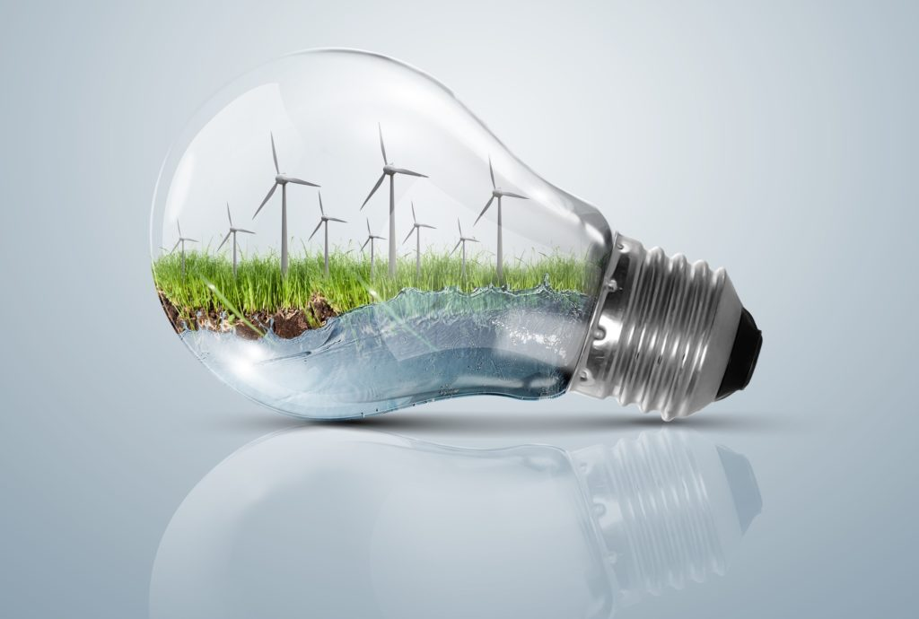 clean energy lightbulb