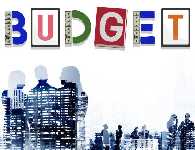 Budget illustration