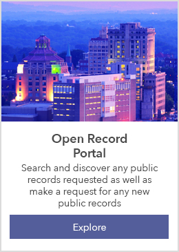 Request Public Records | The City of Asheville