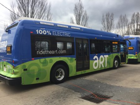 ART electric bus image