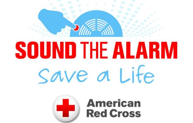 Sound the alarm campaign logo