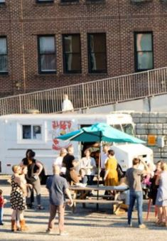 mobile food vending at 68 haywood st